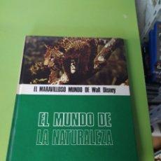 Libros: EL MARAVILLOSO MUNDO DE WALT DISNEY. Lote 221634917