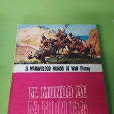 Libros: EL MARAVILLOSO MUNDO DE WALT DISNEY. Lote 221635153