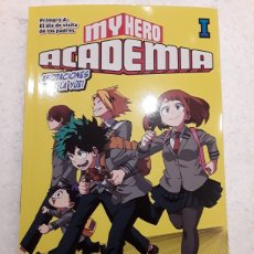 Libros: MY HERO ACADEMIA. ANOTACIONES DE LA YÛEI (NOVELA) - KOHEI HORIKOSHI, ANRI YOSHI - PLANETA CÓMICS. Lote 221661098