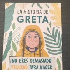 Libros: LA HISTORIA DE GRETA .VALENTINA CAMERINI. ED. DESTINO. Lote 221702976