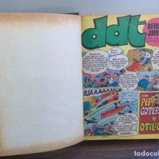 Libros: DDT LIBRO - LOTE REVISTAS ENCUADERNADAS (G). Lote 222022231