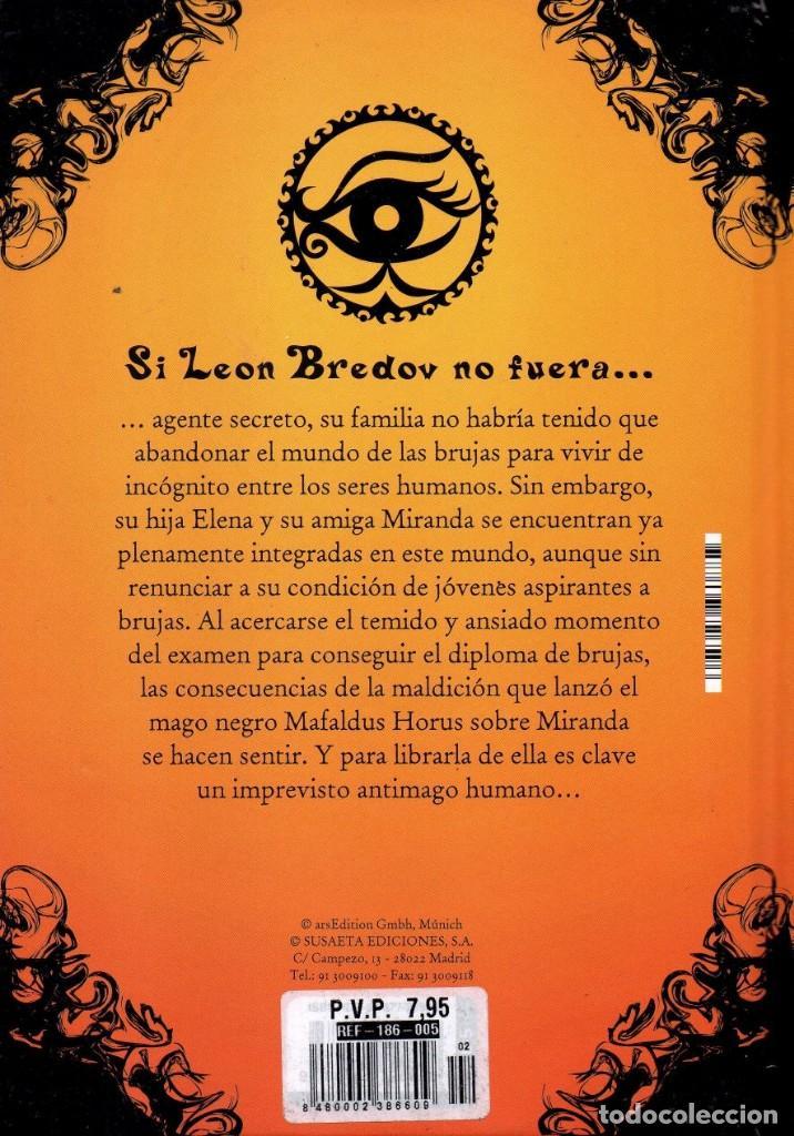 Libros: JOVENES BRUJAS: EL GRAN EXAMEN de MARILIESE AROLD - SUSAETA EDICIONES (NUEVO) - Foto 2 - 222454008