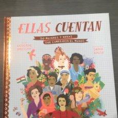 Libros: ELLAS CUENTAN. KATHERINE HALLIGAN/ SARAH WALSH. ED. SM. Lote 222650916