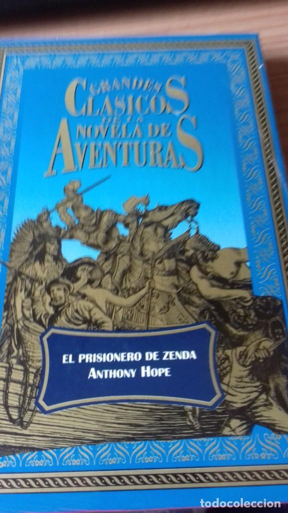 Libros: Lote de libros de aventura con su precinto original - Foto 4 - 223586670