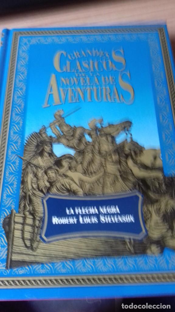 Libros: Lote de libros de aventura con su precinto original - Foto 5 - 223586670