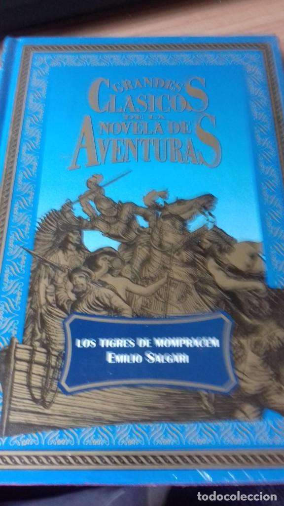 Libros: Lote de libros de aventura con su precinto original - Foto 6 - 223586670