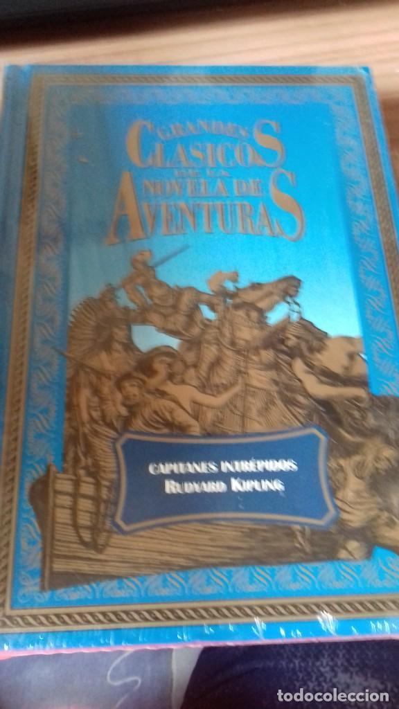 Libros: Lote de libros de aventura con su precinto original - Foto 7 - 223586670