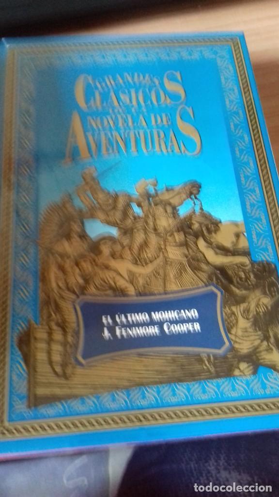 Libros: Lote de libros de aventura con su precinto original - Foto 8 - 223586670