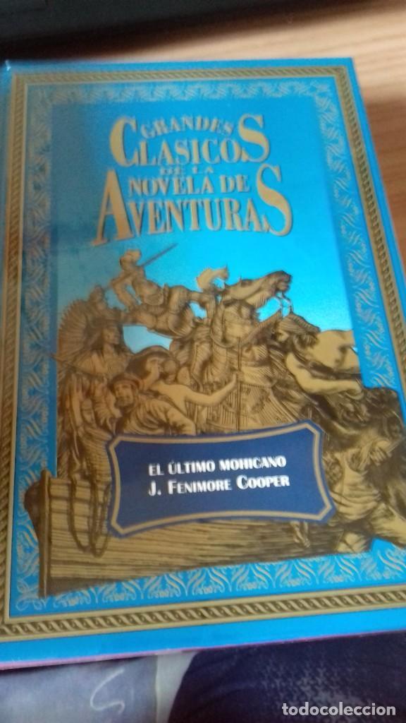 Libros: Lote de libros de aventura con su precinto original - Foto 9 - 223586670