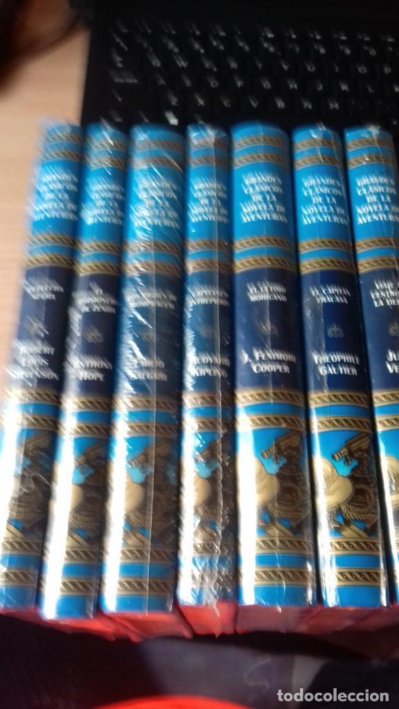 Libros: Lote de libros de aventura con su precinto original - Foto 12 - 223586670