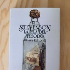 Livres: LA ISLA DEL TESORO, R.E.STEVENSON, (ALIANZA EDITORIAL). Lote 226720454