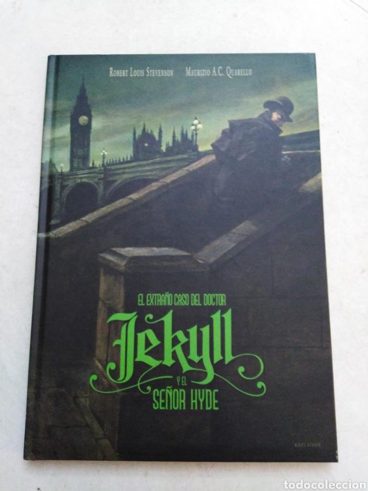 EL EXTRAÑO CASO DEL DOCTOR JEKILL Y EL SEÑOR HYDE, EDELVIVES 2018 (Libros Nuevos - Literatura Infantil y Juvenil - Literatura Juvenil)