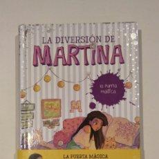 "Livres: LIBRO ""LA DIVERSIÓN DE MARTINA, LA PUERTA MÁGICA"", NÚM.3, ED.MONTENA. MARTINA D'ANTIOCHIA.. Lote 227757485"