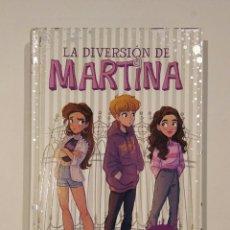 """Livres: LIBRO """"LA DIVERSIÓN DE MARTINA, MISTERIO EN EL INTERNADO"""", NÚM.5, ED. MONTENA. MARTINA D'ANTIOCHIA.. Lote 227758345"""
