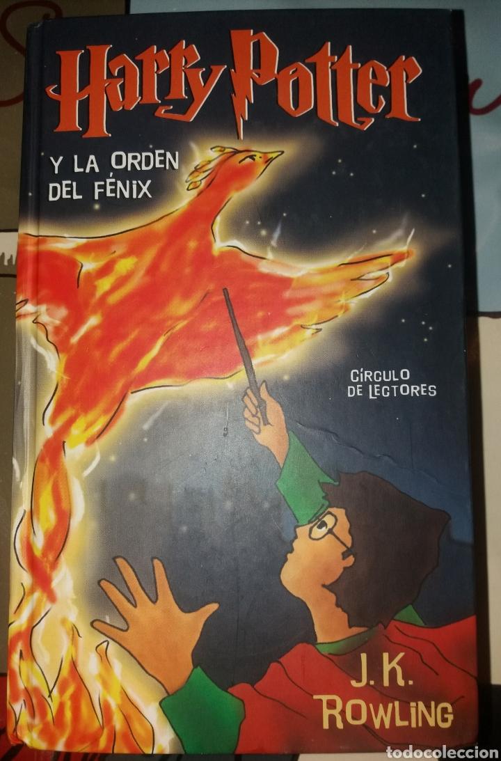 HARRY POTTER Y LA ORDEN DEL FENIX (Libros Nuevos - Literatura Infantil y Juvenil - Literatura Juvenil)