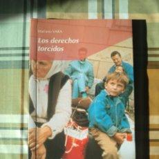 Libros: LOS DERECHOS TORCIDOS MARIANO VARA EDELVIVES. Lote 228123660