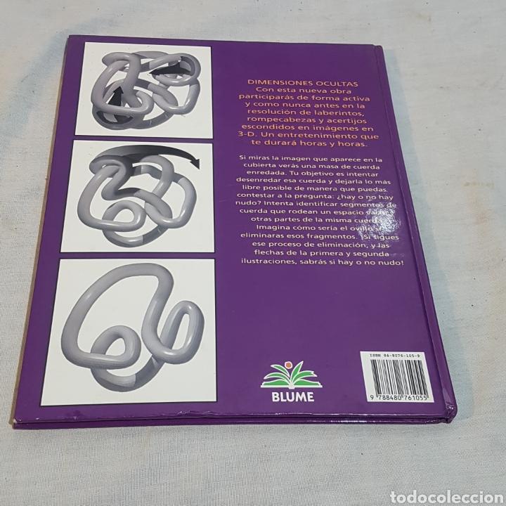 Libros: LIBRO DIMESIONES OCULTAS/PUZZLE MAGICO - Foto 2 - 228549860