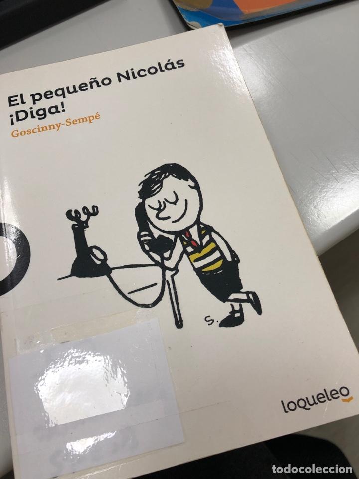 EL PEQUEÑO NICOLÁS ¡DIGA! GOSCINNY SEMPE LOQUELEO (Libros Nuevos - Literatura Infantil y Juvenil - Literatura Juvenil)