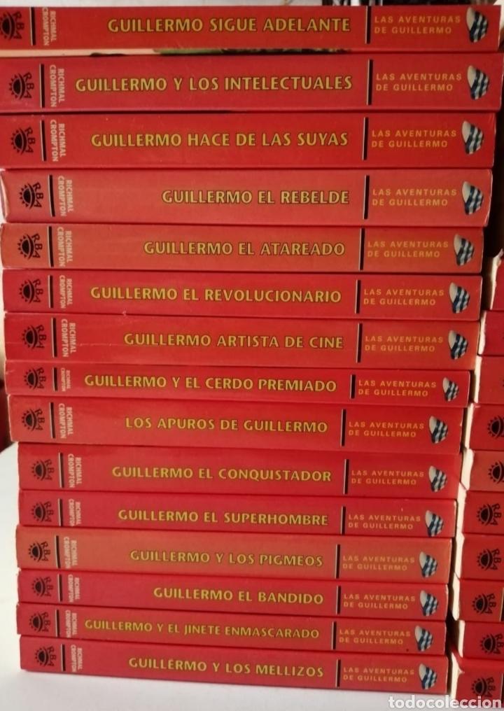Libros: Colección de 30 libros de Guillermo - Foto 3 - 230264045