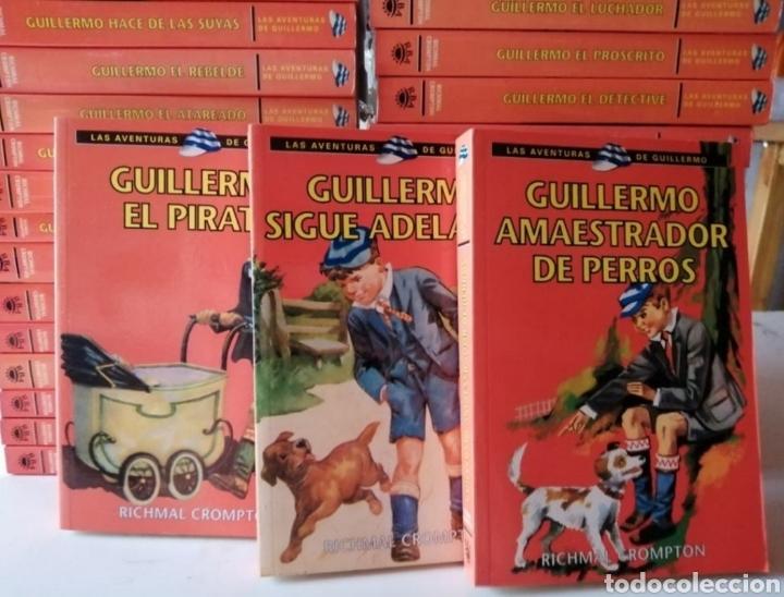 COLECCIÓN DE 30 LIBROS DE GUILLERMO (Libros Nuevos - Literatura Infantil y Juvenil - Literatura Juvenil)