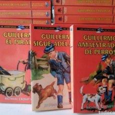 Libros: COLECCIÓN DE 30 LIBROS DE GUILLERMO. Lote 230264045