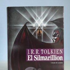 Libros: EL SILMARILLION DE J. R. R. TOLKIEN. TAPA DURA.. Lote 230981205