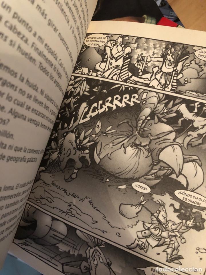 Libros: Zack galaxy una aventura intergalactica alfonso azpiri mot jordi sierra - Foto 2 - 231626615