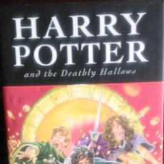 Livres: HARRY POTTER AND THE DEATHLY HALLOWS JK ROWLING. NUEVO. Lote 231779890