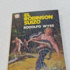 Libros: LIBRO ANTIGUO EL ROBINSON SUIZO. Lote 233804470