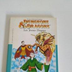 Libros: DUNGEONS AND DRAGONS LA MAGIA AL REVÉS TIMUN MÁS - TDK116 -. Lote 234879845