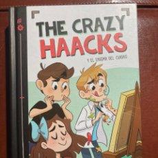 Libros: THE CRAZY HAACKS Y EL ENIGMA DEL CUADRO. Lote 235157740
