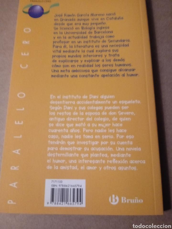 Libros: Dos muertos y pico.Jose Ramon Garcia Moreno.Ed.Bruño. - Foto 2 - 240225045