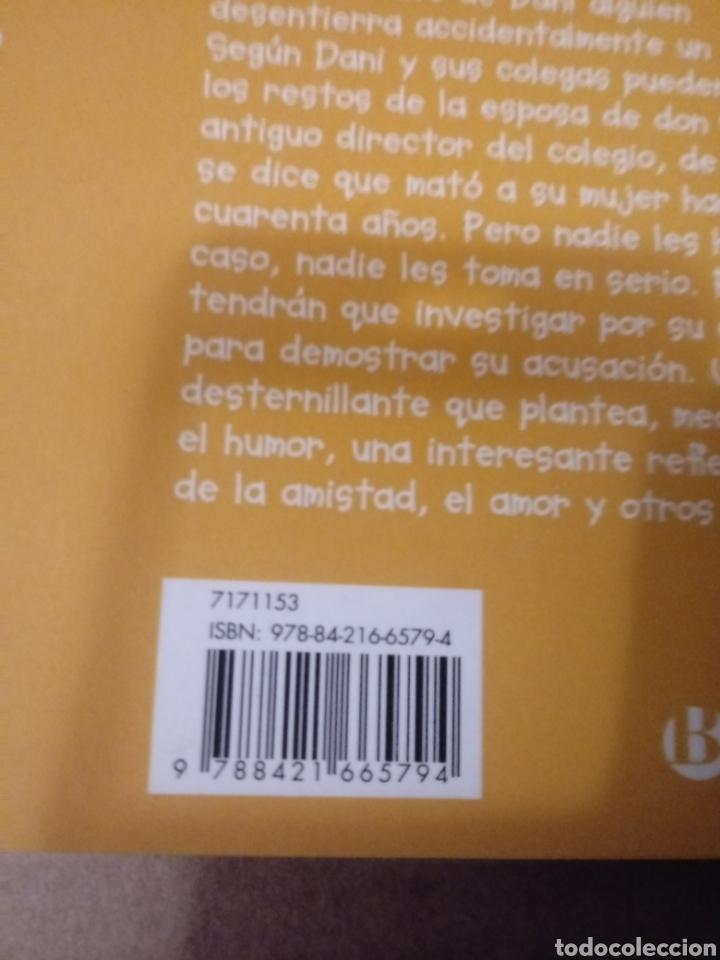 Libros: Dos muertos y pico.Jose Ramon Garcia Moreno.Ed.Bruño. - Foto 3 - 240225045