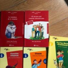 Libros: LOTE 5 LIBROS ALA DELTA BRUÑO. Lote 241708675
