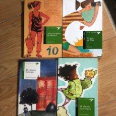Livres: LOTE 5 LIBROS ALA DELTA EDELVIVES. Lote 241710905