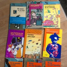 Livres: LOTE 9 LIBROS ALFAGUARA JUVENIL INFANTIL. Lote 241711155