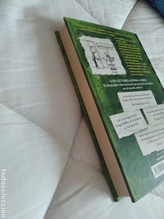 Libros: Diario de Greg 3 ¡Esto es el colmo! - Foto 3 - 243384295