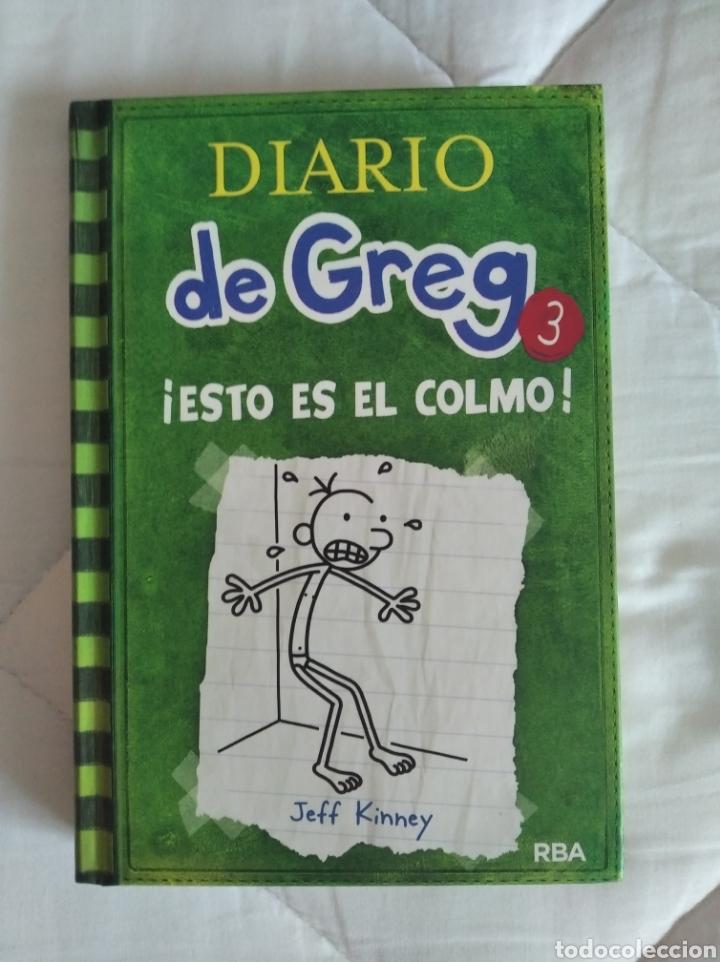 DIARIO DE GREG 3 ¡ESTO ES EL COLMO! (Libros Nuevos - Literatura Infantil y Juvenil - Literatura Juvenil)