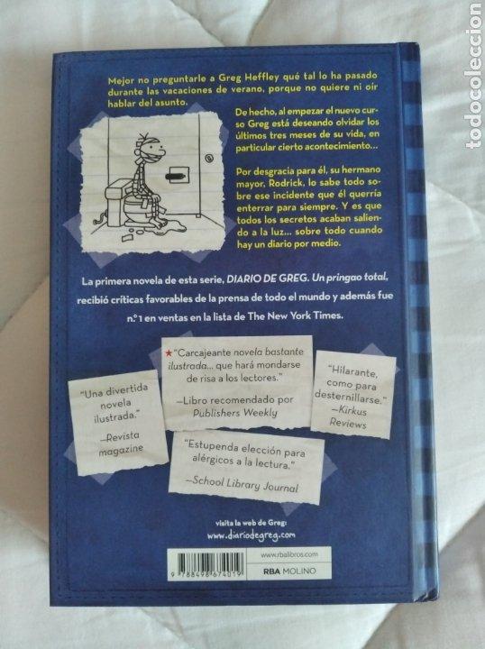 Libros: Diario de Greg 2 La ley de Rodrick - Foto 2 - 243384780