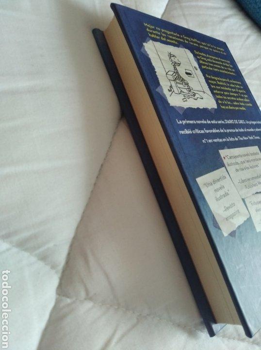 Libros: Diario de Greg 2 La ley de Rodrick - Foto 3 - 243384780