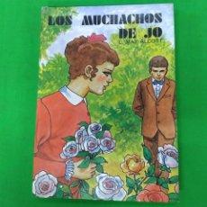 Libros: LOS MUCHACHOS DE JO. Lote 243551985