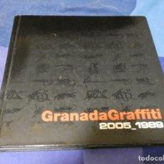 Livres: LIBRERIA ARKANSAS LIBRERIA ARKANSAS LIBRO SOBRE EL GRAFFITI EN LA CIUDAD DE GRANADA. Lote 243579515