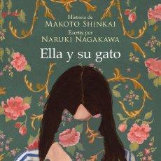 Libros: ELLA Y SU GATO (NOVELA). Lote 245347995