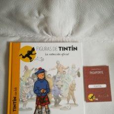 Libros: LIBRO DE TINTIN. Lote 245399890