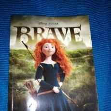 Libros: BRAVE(DISNEY PIXAR) LA NOVELA.. Lote 246994690
