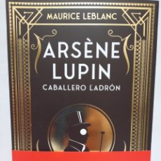 Livros: ARSÉNE LUPIN CABALLERO LADRÓN. Lote 247238635