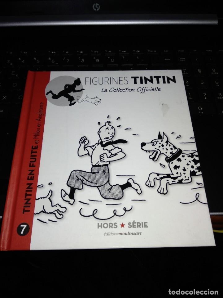 TINTIN LIBRO FRANCÉS (Libros Nuevos - Literatura Infantil y Juvenil - Literatura Juvenil)