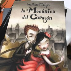 Livros: MATHIAS MALZIEU LA MECANICA DEL CORAZON - RESERVOIR BOOKS. Lote 248165430