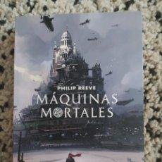 Libros: MÁQUINAS MORTALES. Lote 249283510