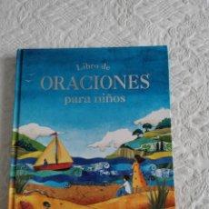 Libros: LIBRO DE ORACIONES PARA NIÑO, MENSAJERO, 2008. Lote 252114725
